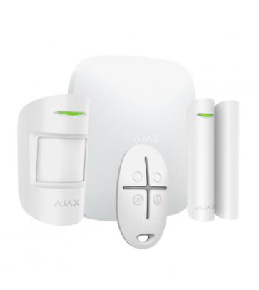 AJAX Kit di allarme professionale senza filo SIM / GPRS / ETHERNET