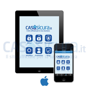 App gestione remota per Iphone/Ipad