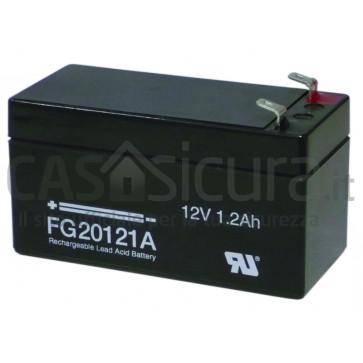 Batteria al piombo 12V - 1.2A