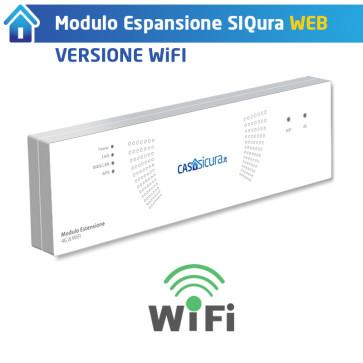 Modulo espansione WIFI per centrale Siqura Web