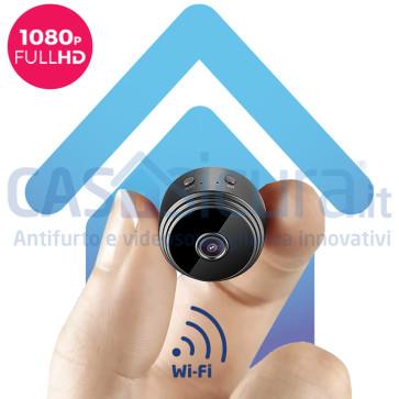 Mini telecamera spia WIFI risoluzione FULL HD