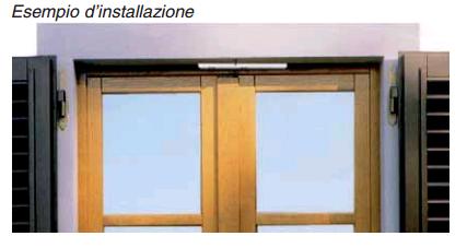 Sensore a tenda ad altissima affidabilit doppio pir 100 - Sensori per finestre senza fili ...
