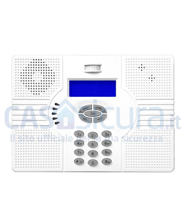 Centralina superokkio 6x tripla frequenza per linea fissa - Centralina allarme casa ...