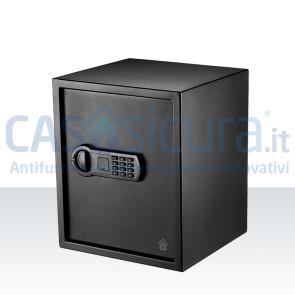 Cassaforte in acciaio con serratura elettronica