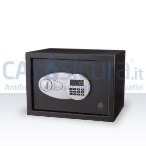 Cassaforte smart con sensore di apertura, vibrazione, effrazione 100% wifi