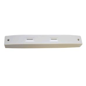 Sensore a tenda ad altissima affidabilità, doppio PIR, 100% senza fili (mod. DualPIRTENDA)