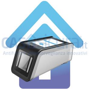Dispositivo stand-alone di validazione / lettura automatica EU Green Pass. Autolettura e verifica