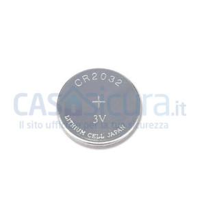 Batteria CR2032 - 3V