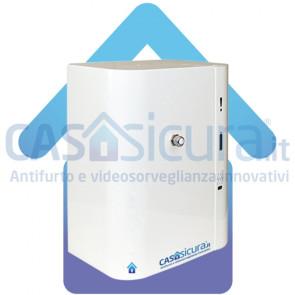 Nebbiogeno Nebbiabox PRO potenziato (fino a 300 m³) con supporto WiFi, made in Italy