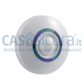 Sensore movimento volumetrico PIR a soffitto