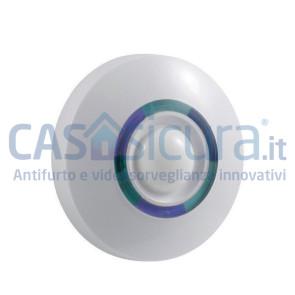 Sensore movimento volumetrico PIR a soffitto