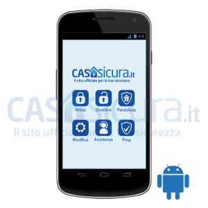 App gestione remota per Android