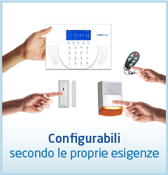 configuratore antifurto wireless